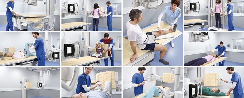 DigitalDiagnost High Performance Room – Key Benefits