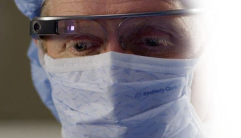Google Glass and IntelliVue solutions