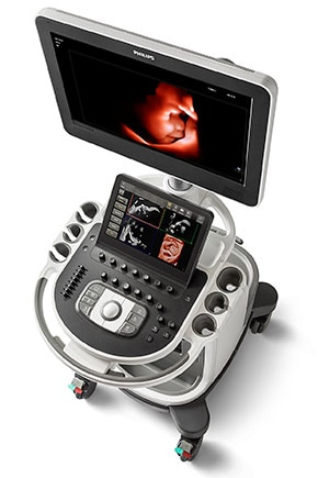 affiniti ultrasound machine