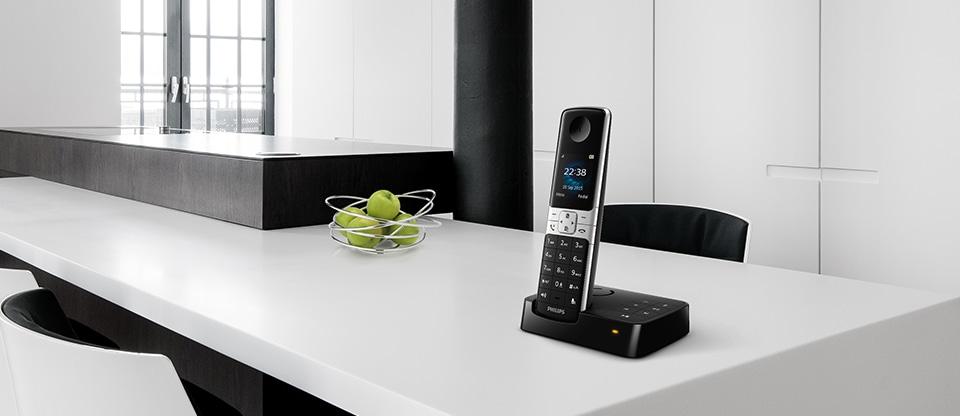 Landline phones. Discover the full range | Philips