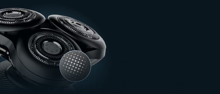 Philips S9000 Prestige Superb SkinComfort Rings