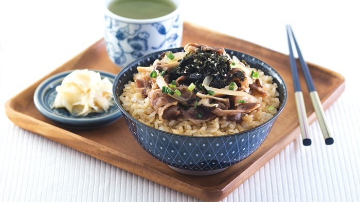Japanese Wagyu Beef Rice Bowl