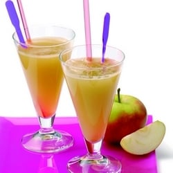 Celery, carrot & apple juice