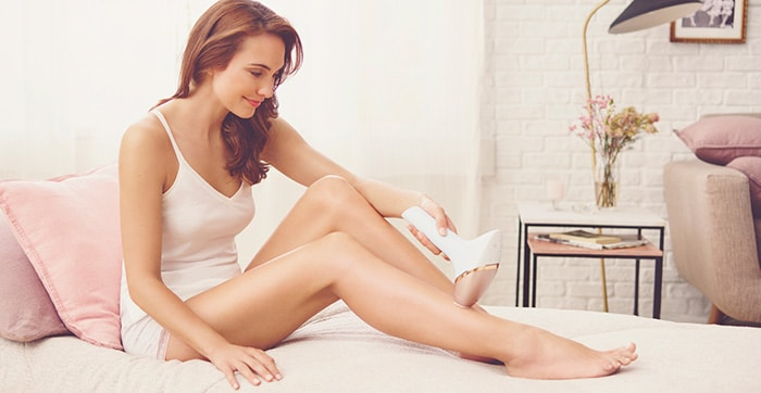 How to get smooth skin on your legs