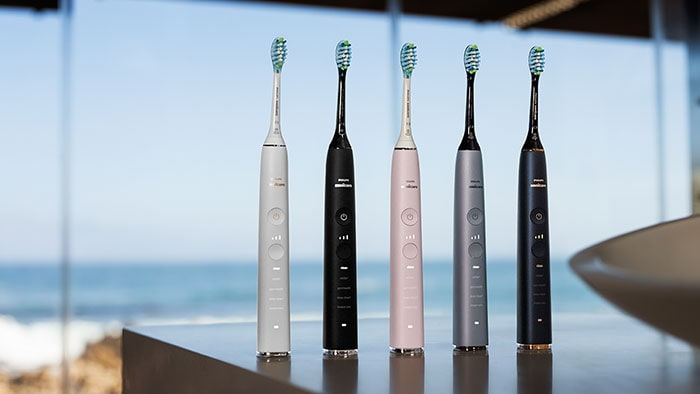 Philips Sonicare DiamondClean Smart智能聲波震動牙刷