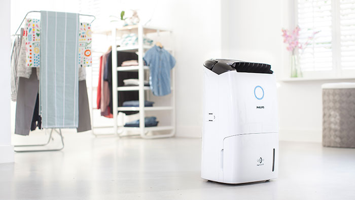 White air purifier